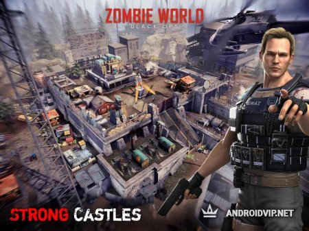 Zombie World : Black Ops - Last Day of Survival