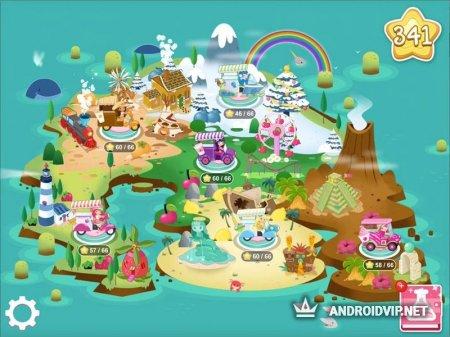 Земляничка: Остров мороженого