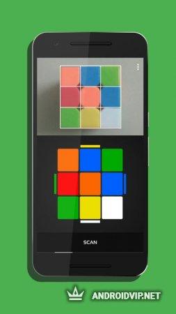 CubeX - Rubik's Cube Solver