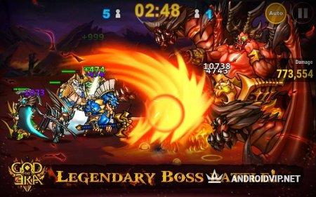 God of Era: Heroes War - герои меча и магии (GoE)