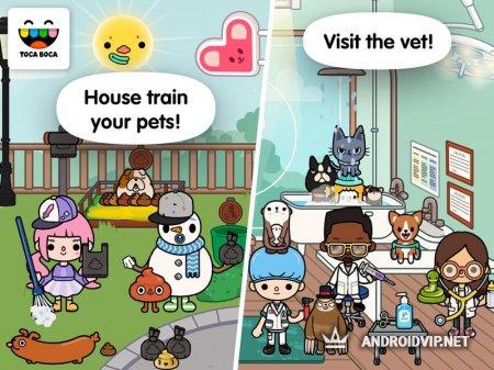 Toca Life: Pets