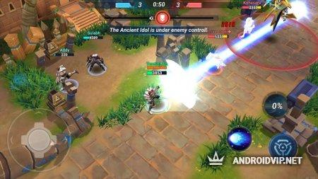 Mobile Battleground – Blitz