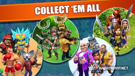 Cartoon Squad