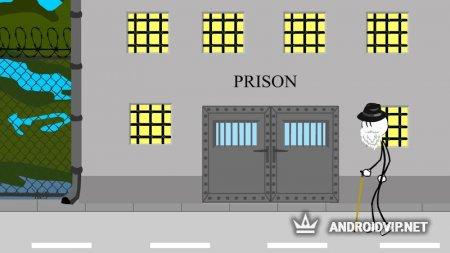 Стикмен побег из тюрьмы 7