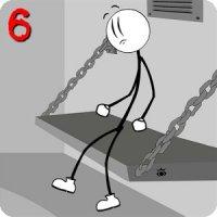 Стикмен побег из тюрьмы 6