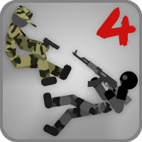 Stickman Backflip Killer 4