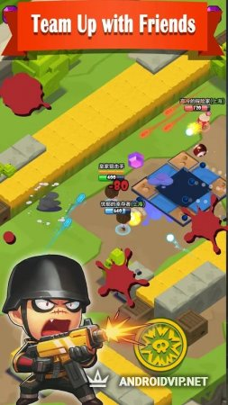 Wild Clash - онлайн-битва