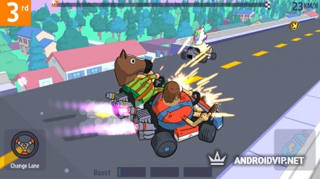 Kart: Free Racing