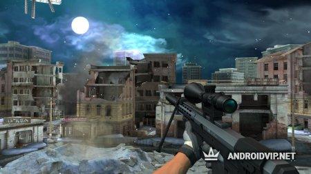 Снайпер Арена: 3Д онлайн шутер