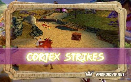 Crash Adventure - Cortex Strikes