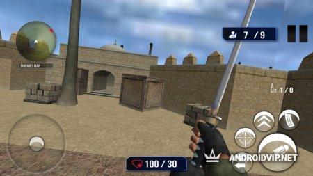 Commando Survival Wars 3D