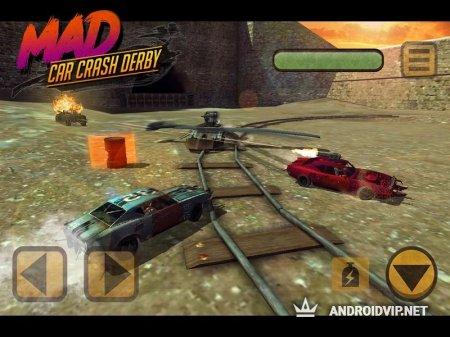 Mad Car Crash Derby 2.0