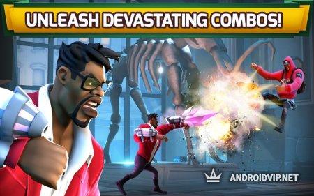 Mayhem Combat - Fighting Game