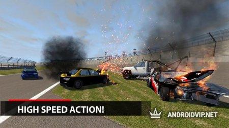Car Crash Destruction Engine Damage Simulator