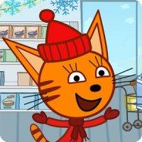 Три Кота Магазин: Развивающие Игры для Детей