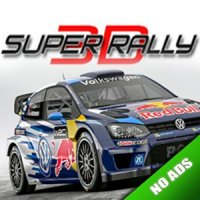 Super Rally 3D (No Ads)
