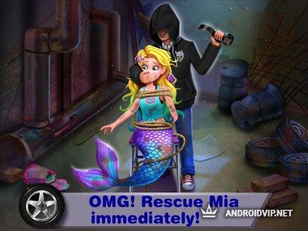 Mermaid Secrets 7 – Save Mermaid Princess Mia