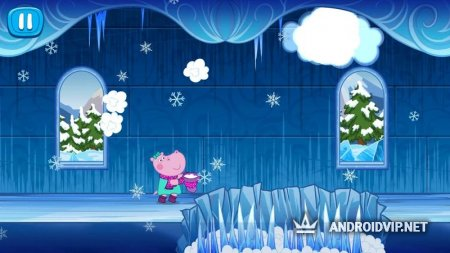 Сказки с Гиппо: Снежная королева