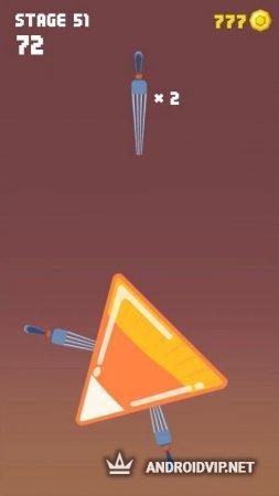 Ножи вверх! - Knife Up!
