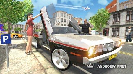 Симулятор Muscle Car