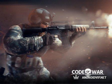 Code of War: Стрелялка онлайн