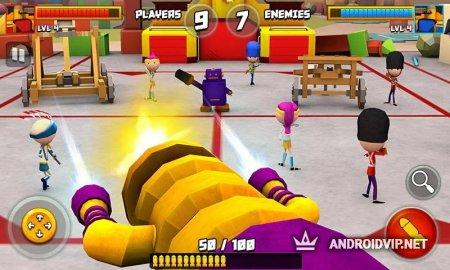 Sultan Warrior : Online Battle 3D