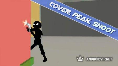 Стикер-шутер: Cover Fire