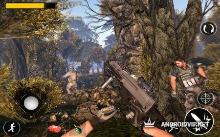 Mountain Assault Shooting Arena