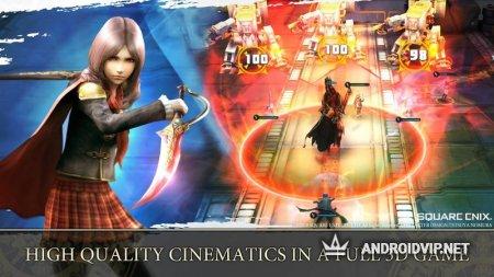 Final Fantasy Awakening: SE Licensed