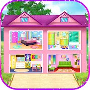 Skachat Dream Doll House Decorating Game Na Android