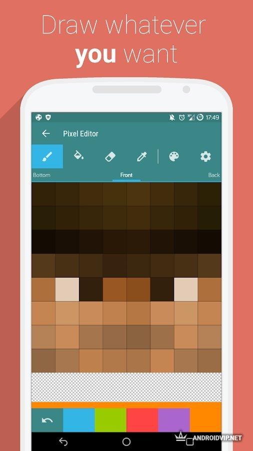 Minecraft Spielen Deutsch Skin Para Minecraft Pe Vip Bild - Skin para minecraft pe vip
