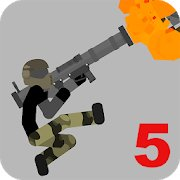 Stickman Backflip Killer 5