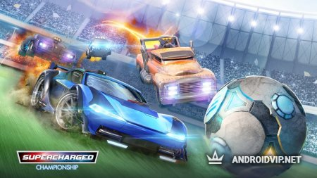 Supercharged: World Cup