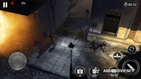 Прогулка зомби: Мертвый побег