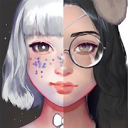 Live Portrait Maker: девочки