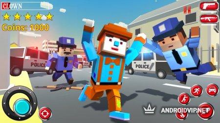 Cube Crime