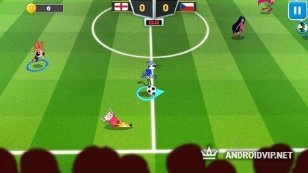 Кубок мультов 2018 — футбол