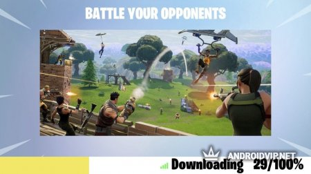 Fortnite - Battle Royale