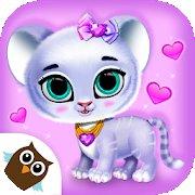 Baby Tiger Care - My Cute Virtual Pet Friend