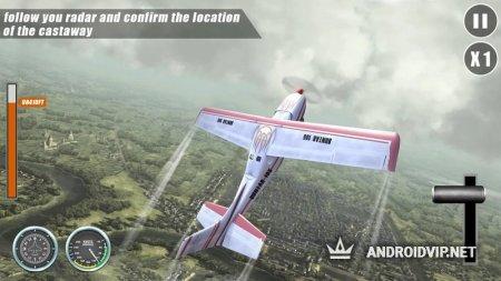 Airplane Go: Real Flight Simulation