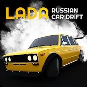 Лада - Дрифт на русских машинах