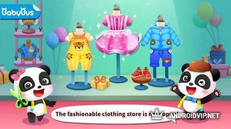 Игра одевалки мода