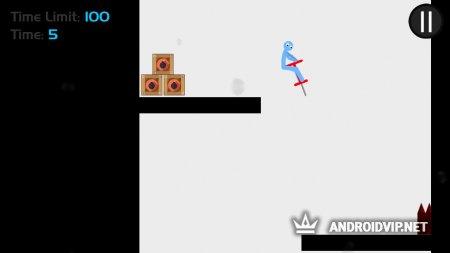 Stickman Pogo Destruction - Ragdoll Jump to Die