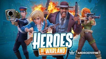 Heroes of Warland - Командный шутер