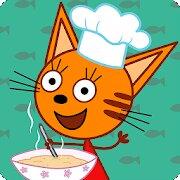 Три Кота Кулинарное Шоу: Готовить, Игры Для Детей