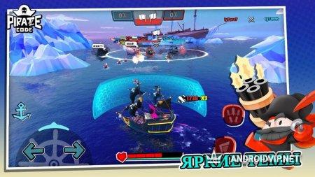 Pirate Code - Морские PVP-сражения