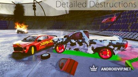 Ultimate Derby Online - Mad Demolition Multiplayer