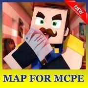 Карты Привет Сосед Майнкрафт