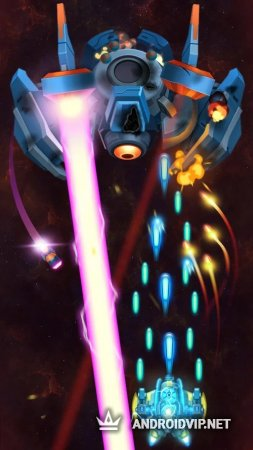 Вторжение в галактику: космический шутер