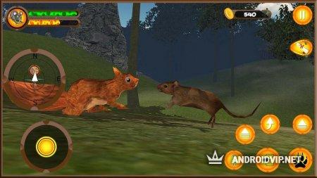 Симулятор мыши - Лесная жизнь